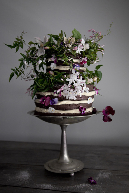chocolate & violet naked wedding cake_ gillian bell_hires.jpeg