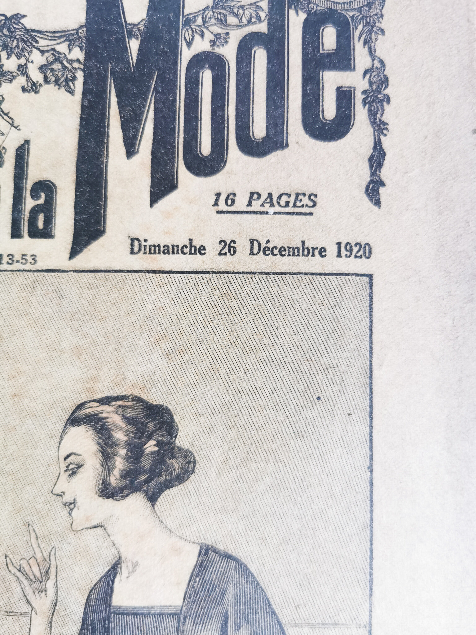 French Le Petit Echo de la Mode Fashion Magazine 1920s 1930s Designs Journals Advertisements Fall Issues 1920s Patterns