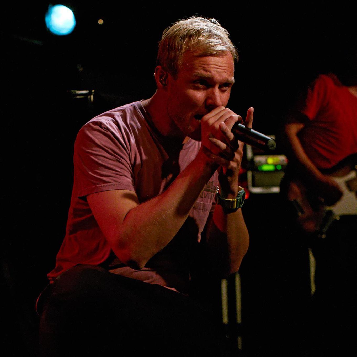 "Thomas Sørensen (fra ""A Rush of Coldplay"")"