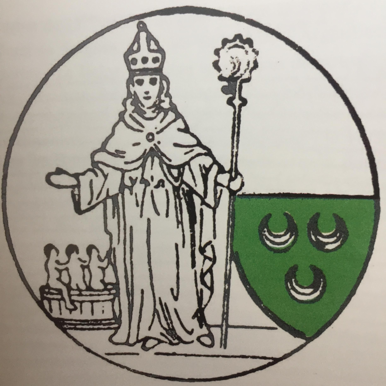 La référence à Saint Nicolas dans le sceau communal de la Hulpe remonte au 13è siècle.