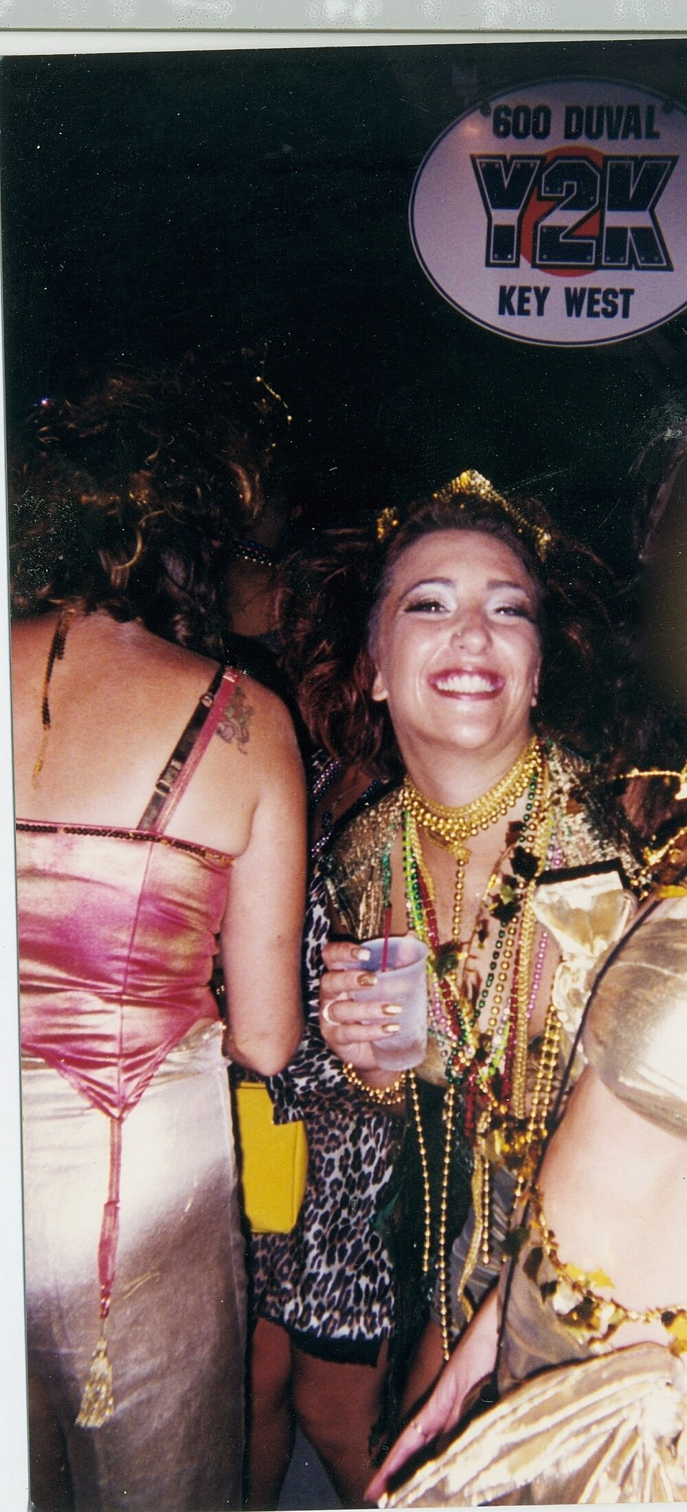 Fantasy fest in key West. I was about 26 and this was towards the end of my drinking.