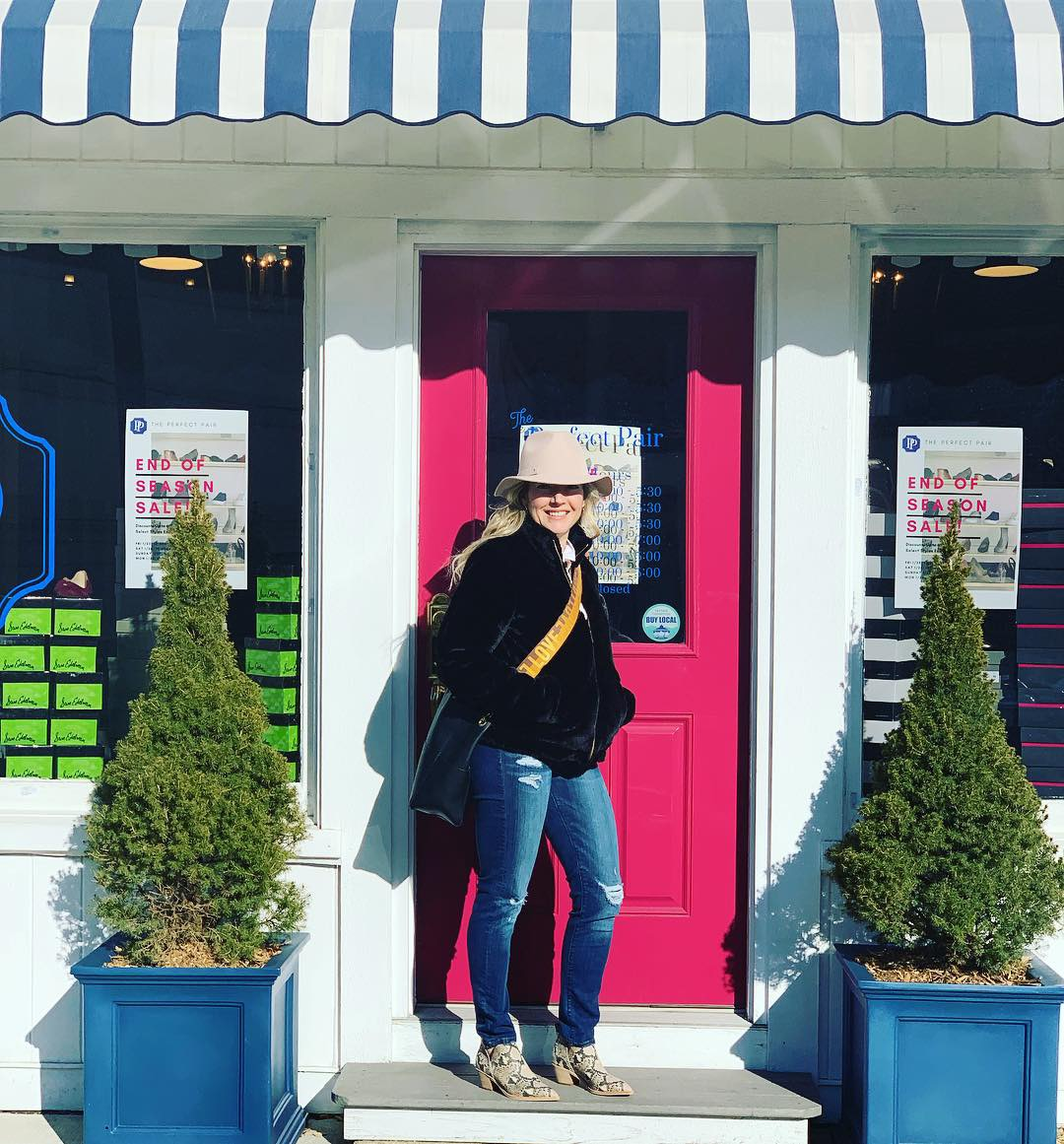 Anne Delorier   Owner Eleven11Biz (Westport, CT)