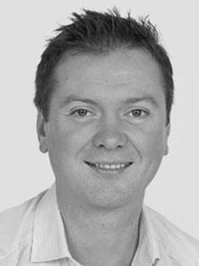 Thomas Tom Abraham-James photo managing director team