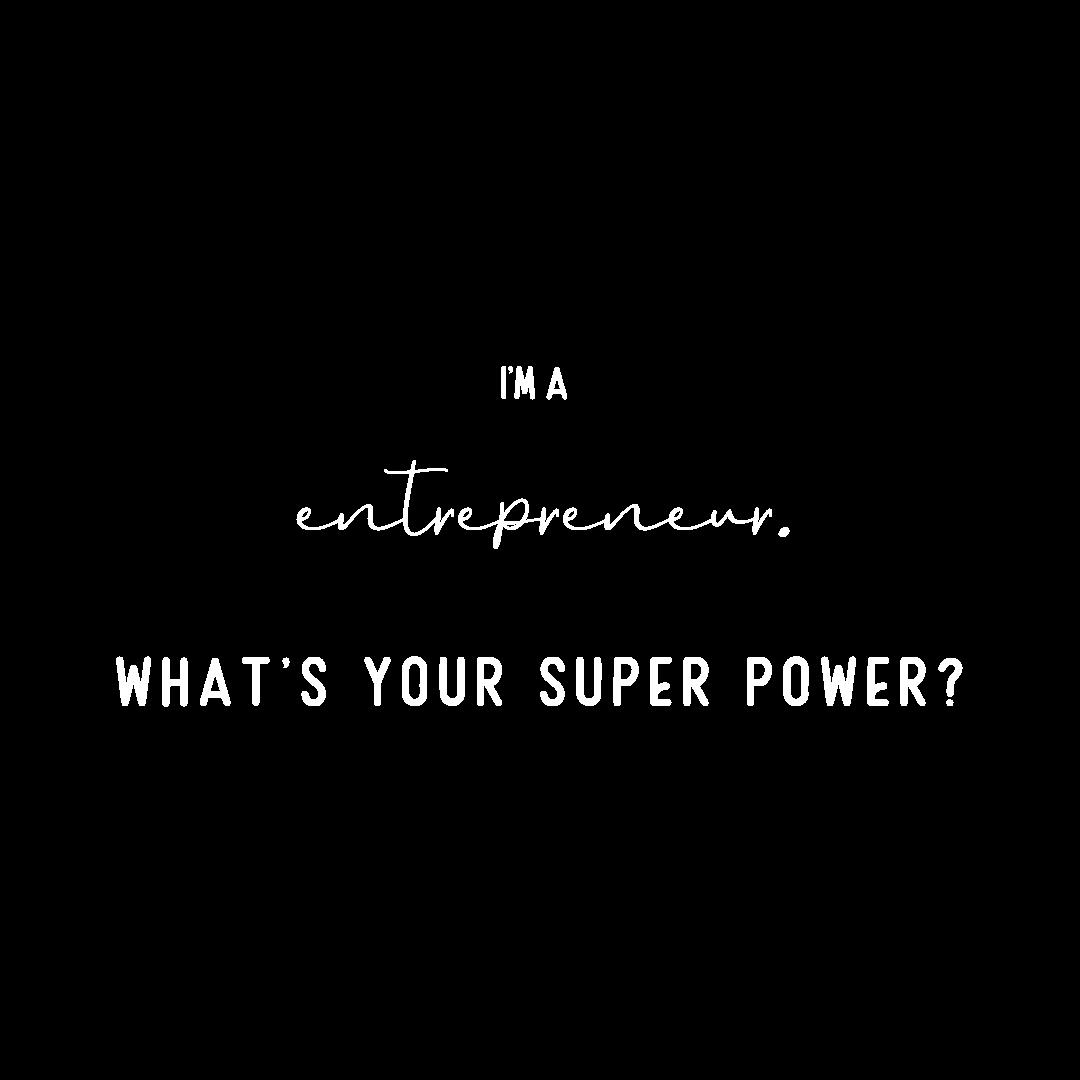 Super Power White Transparent