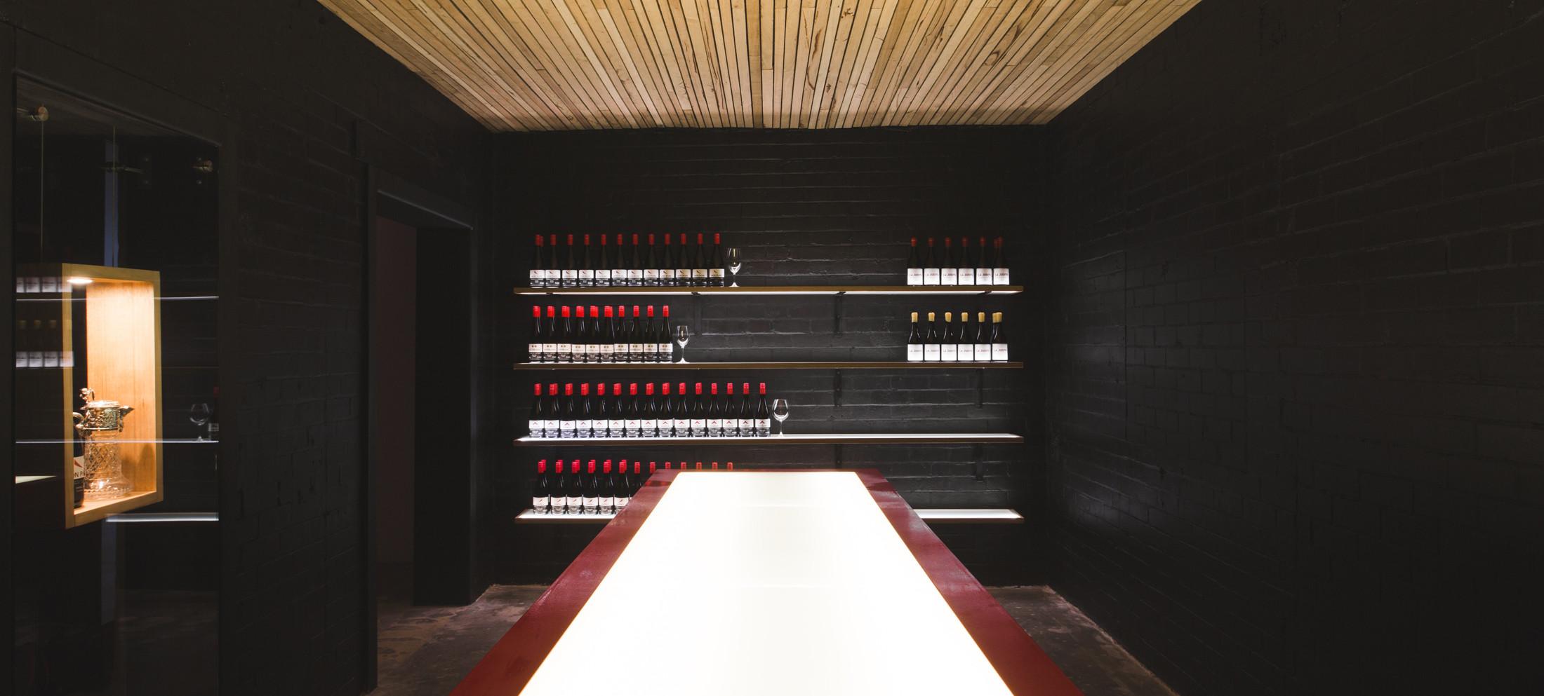 Tasting Room -