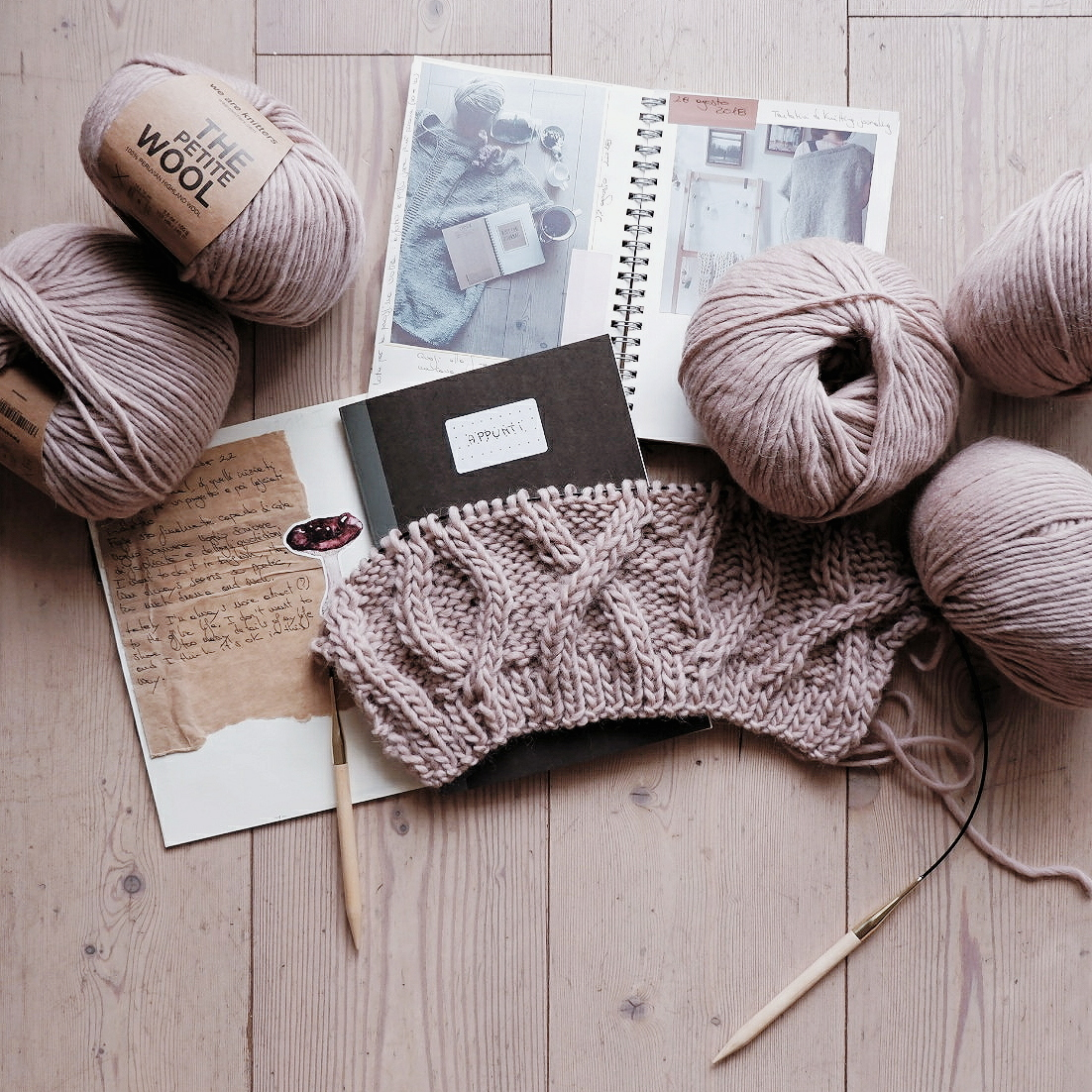 St. Michel Cardigan - We Are Knitters