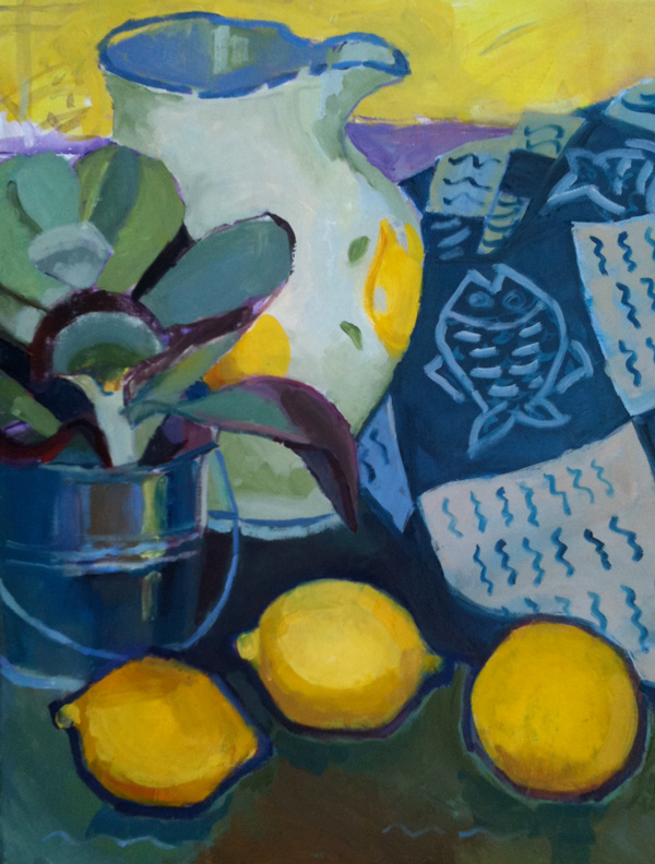 Exploring the curves of lemons, leaves, fish and jug