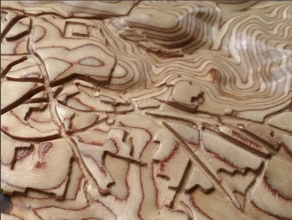 Plywood Topography