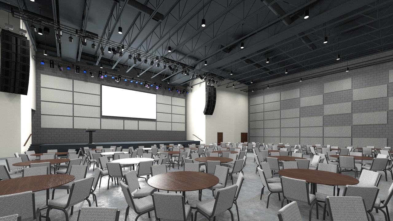 Auditorium (Banquet Style)