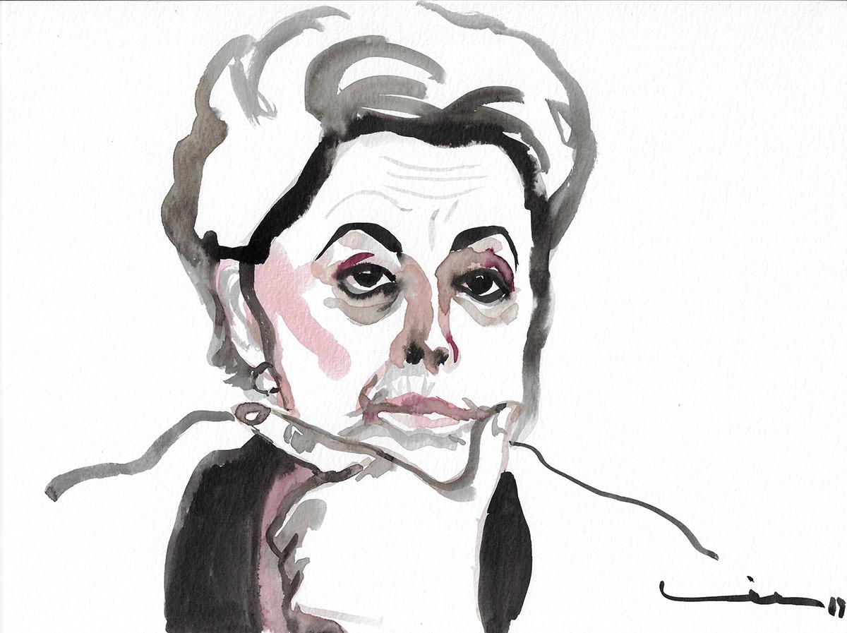 Dilma Roussef, former President of Brazil