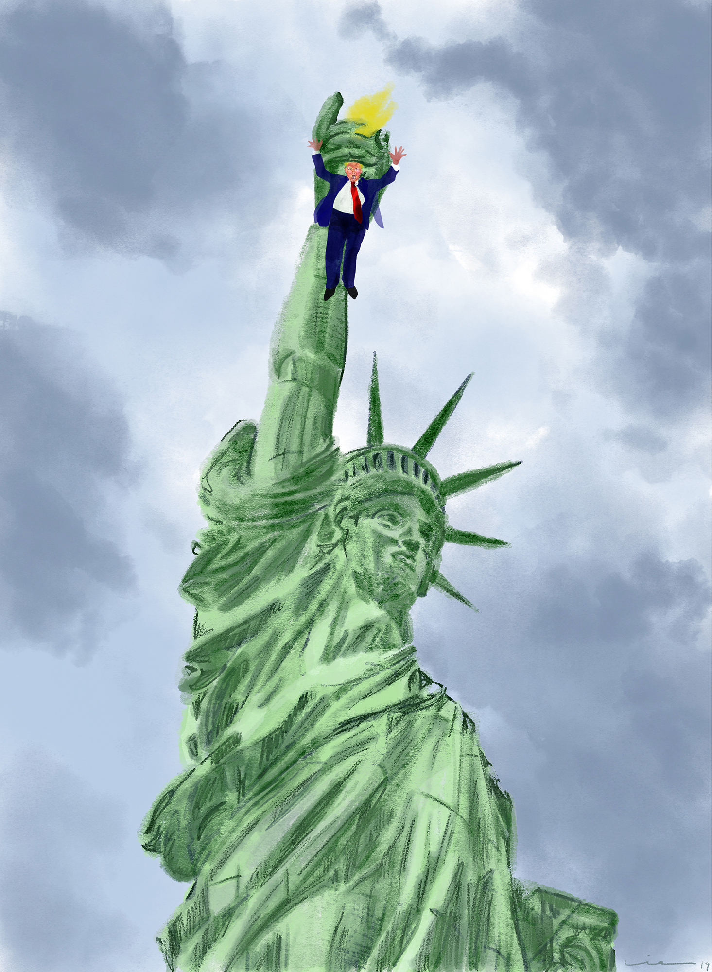 Will America Get Rid of Trump?
