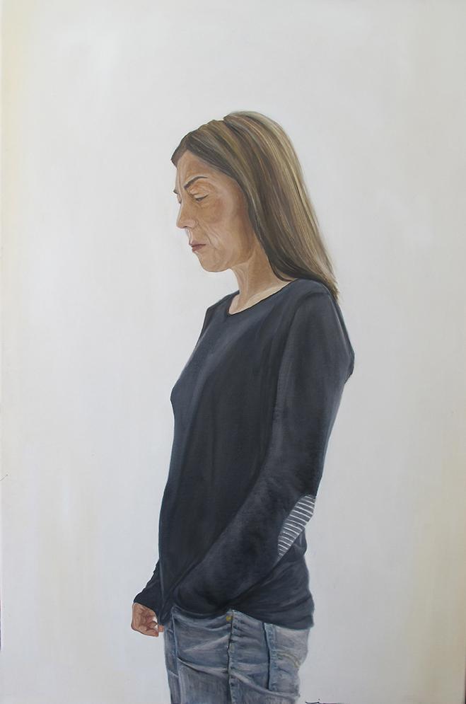 - Isabel I, Oil on Canvas / Óleo Sobre Tela, 60x90cm