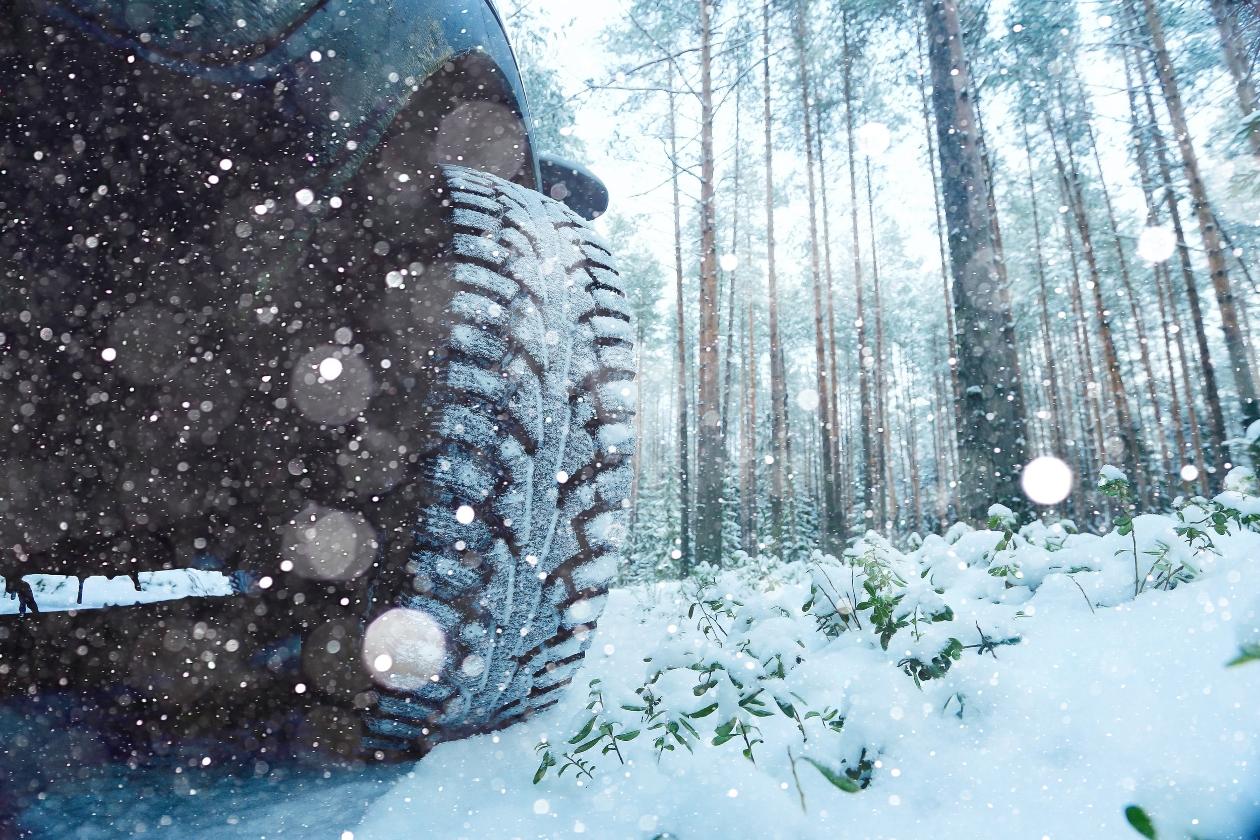 10 tips for winter driving -