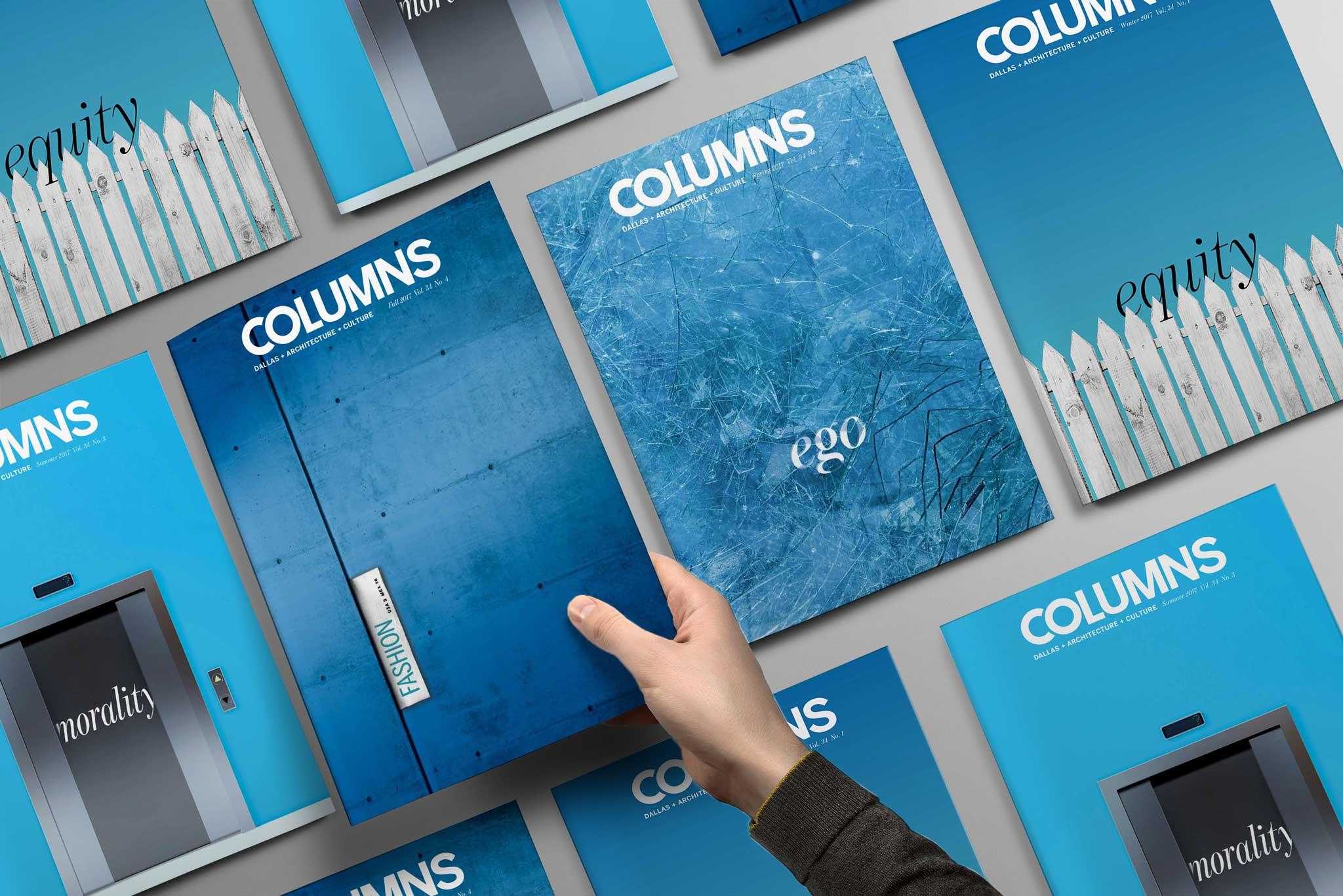 AIA Dallas Columns: Volume 34