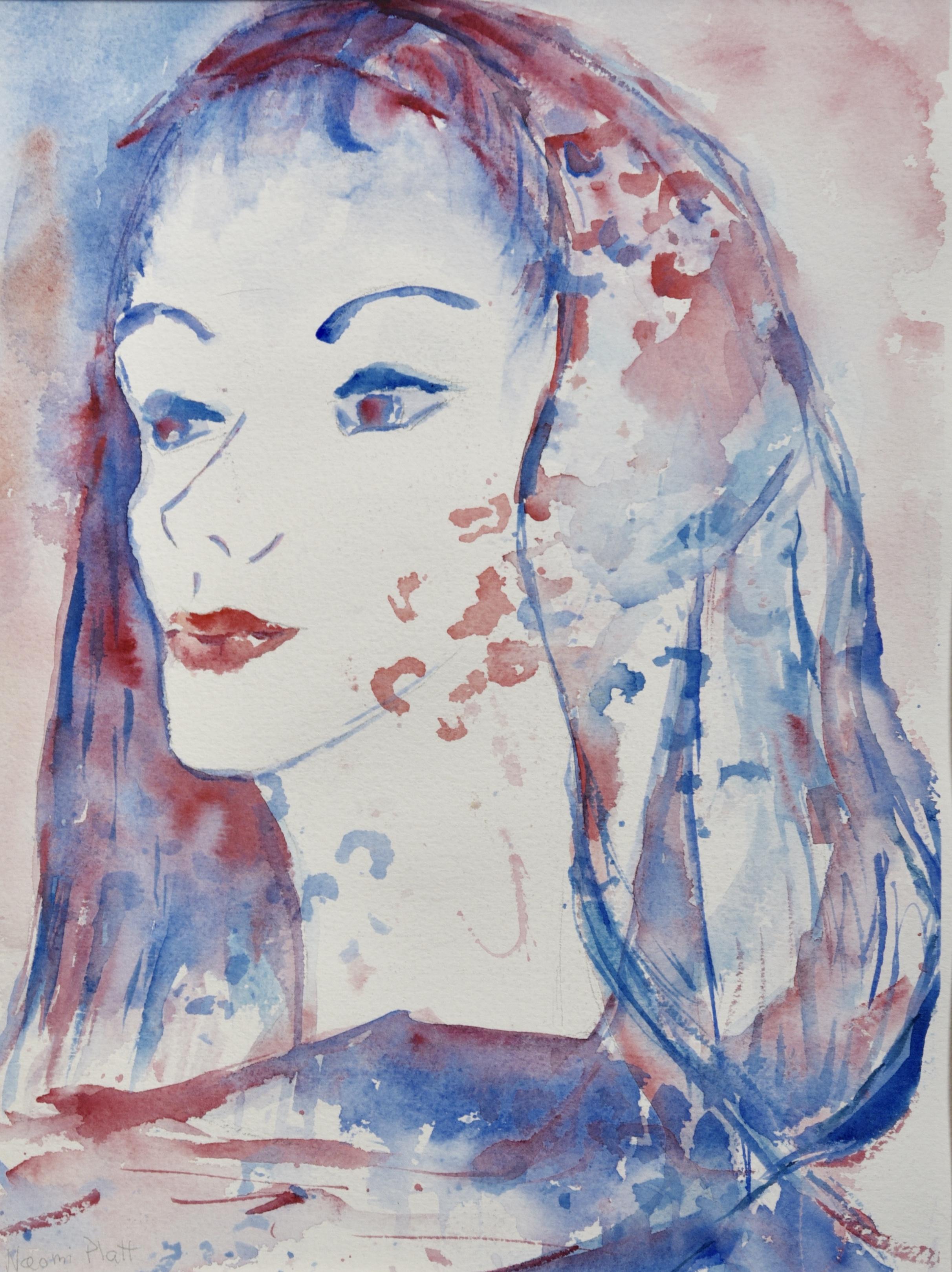 Lady in Blue_14x11_90.jpg
