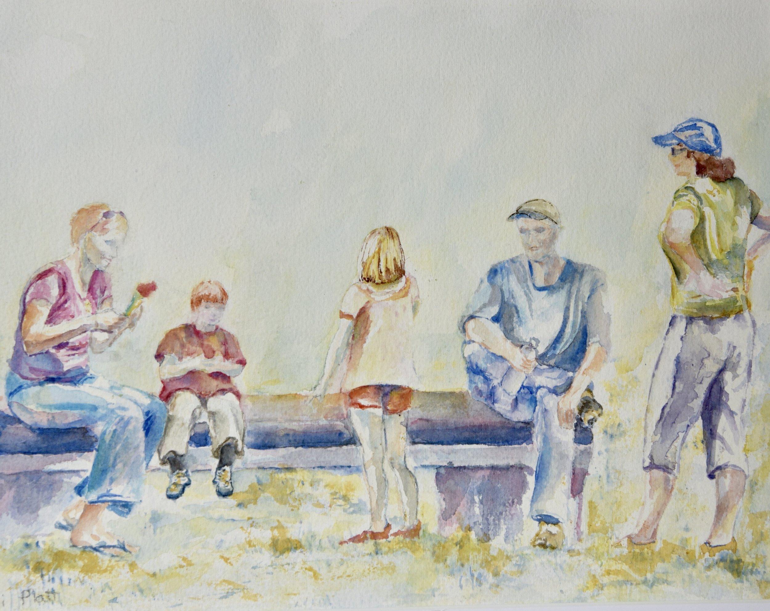 Family Picnic in the Sun_11.5x14.5_150.jpg