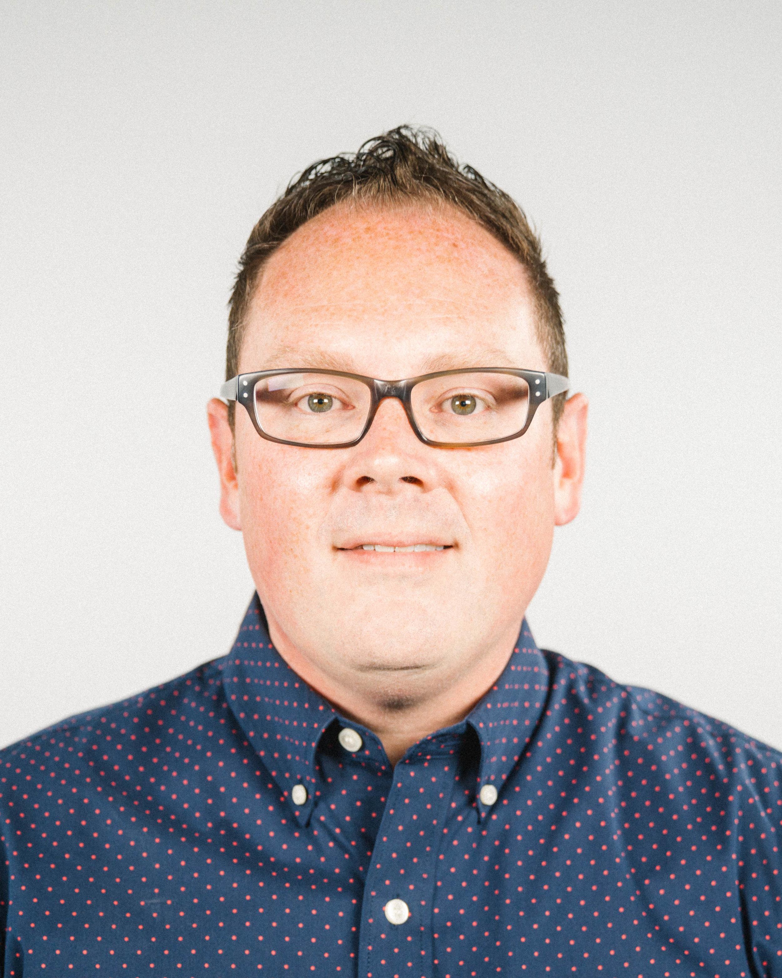 Tim Sanders - Executive Director