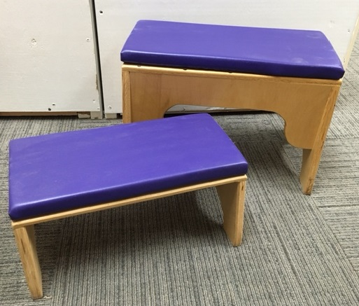 Padded Treatment Benches