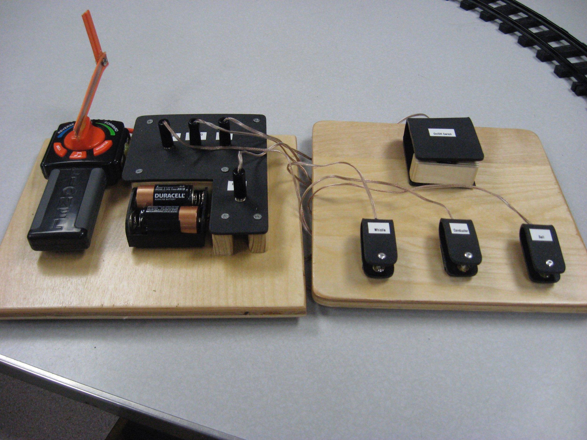 Train Remote Control