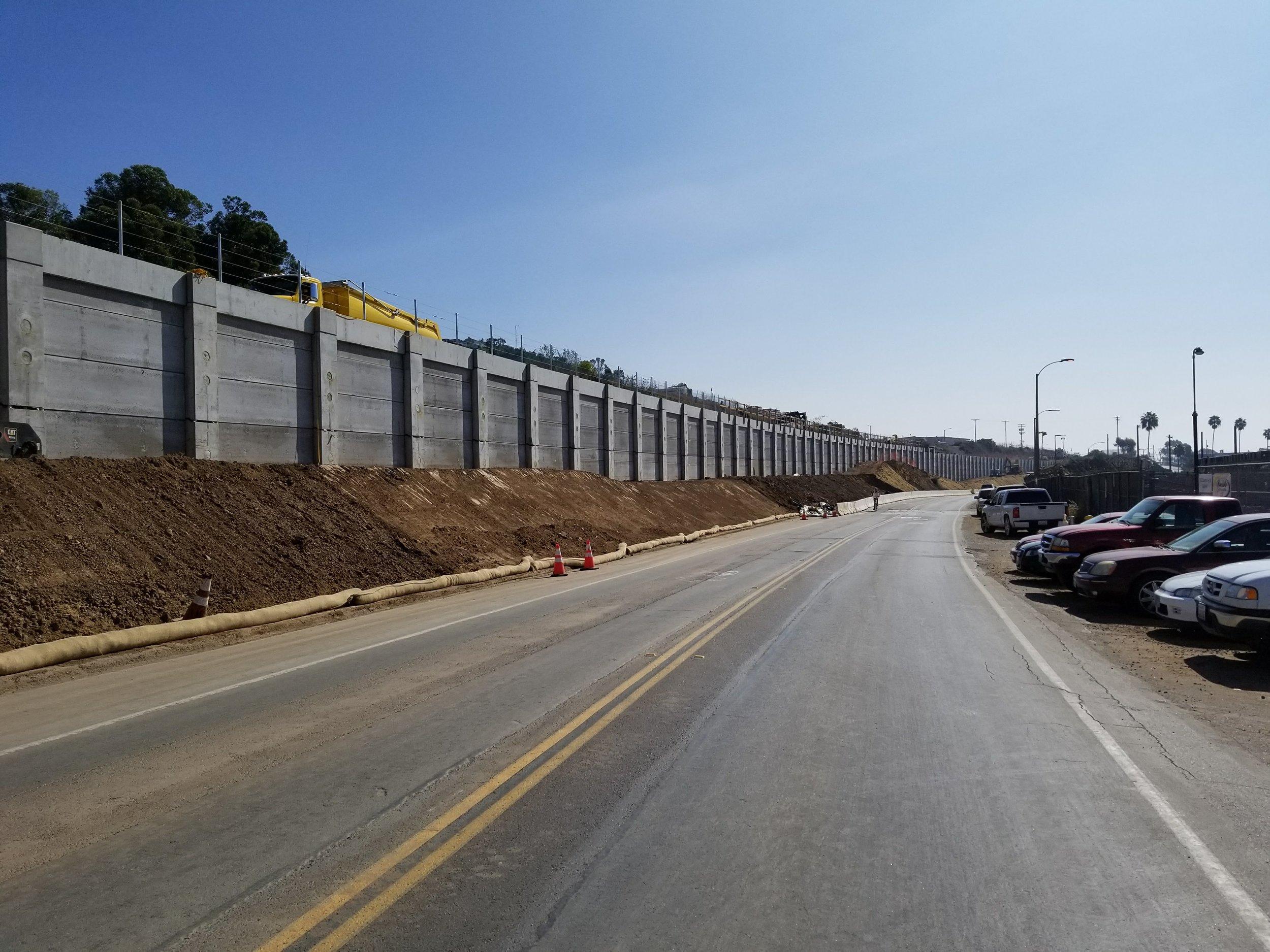 Wall 508 -