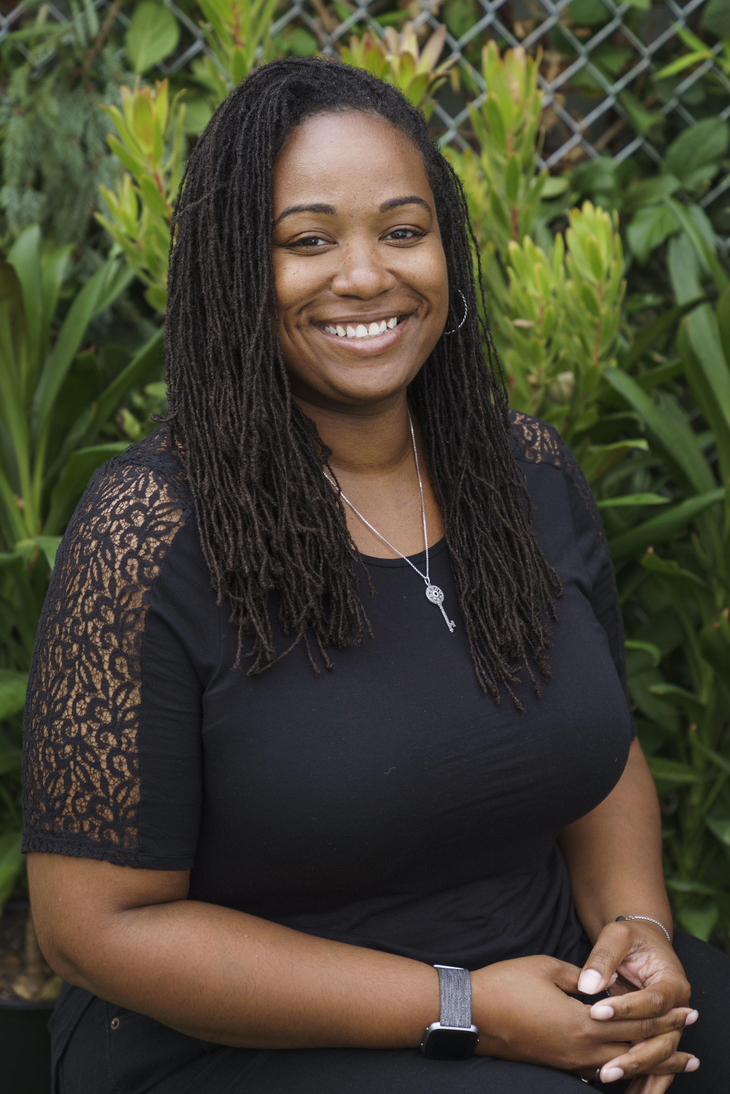 Monique Burt   Instructional Assistant