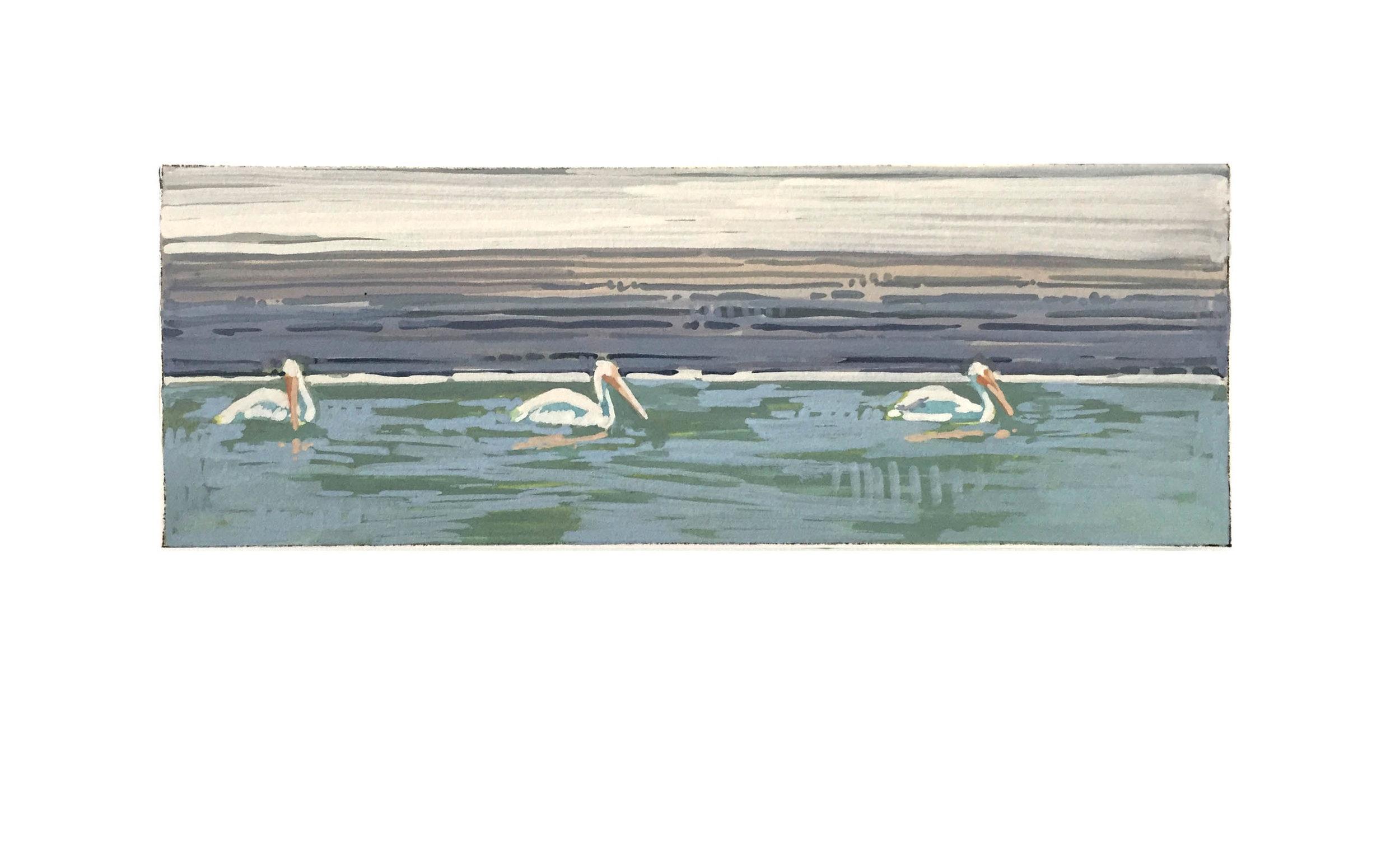 Low Lake Lines, Pelican Trio