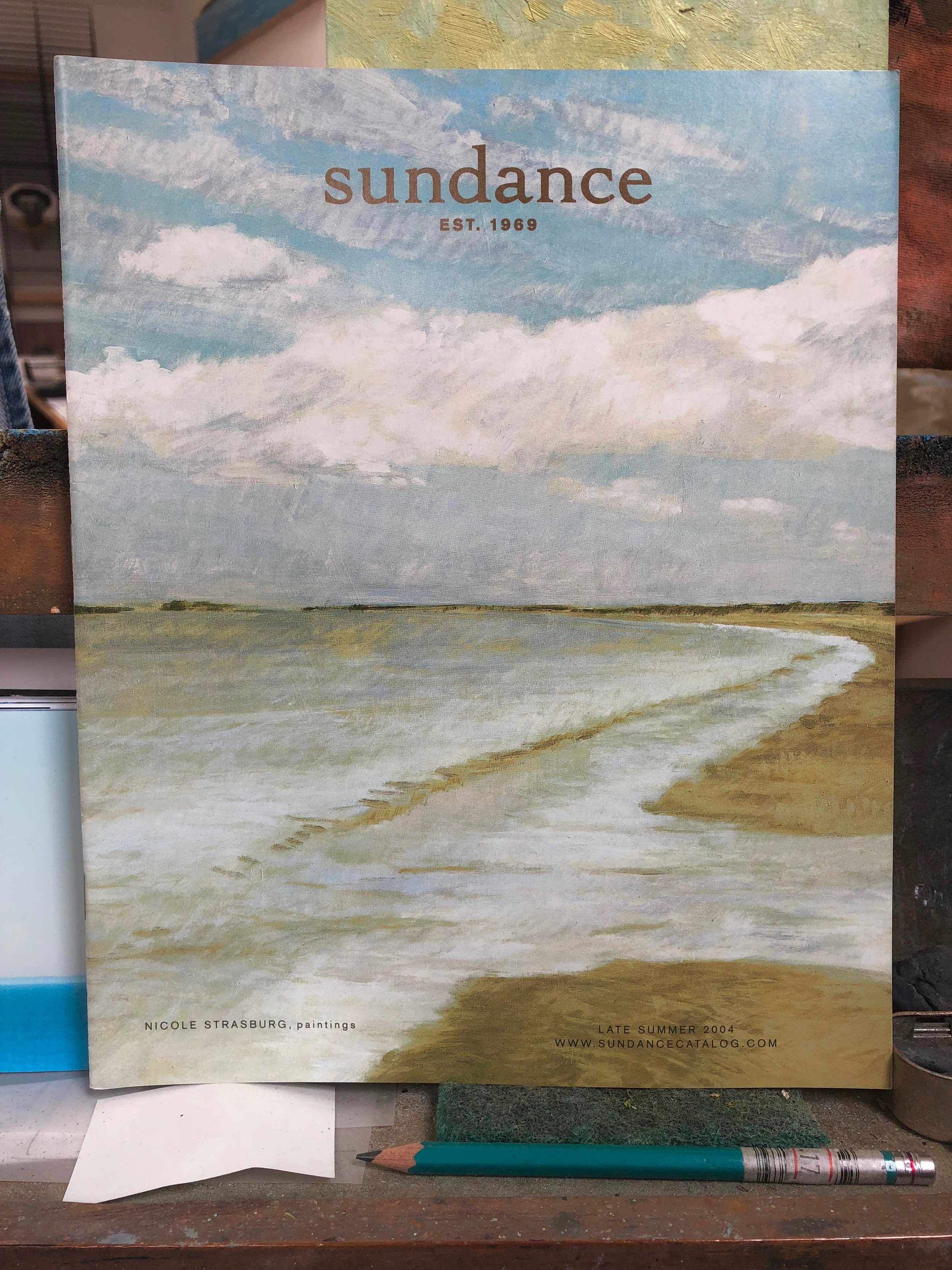 Normandy Shore - Cover for Sundance Summer 2004