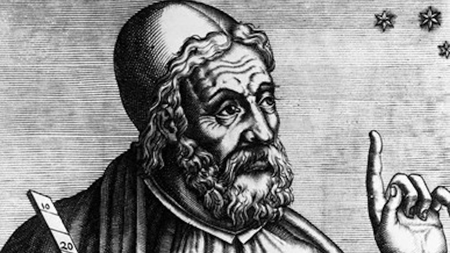 Ptolemy: unnecessarily polite