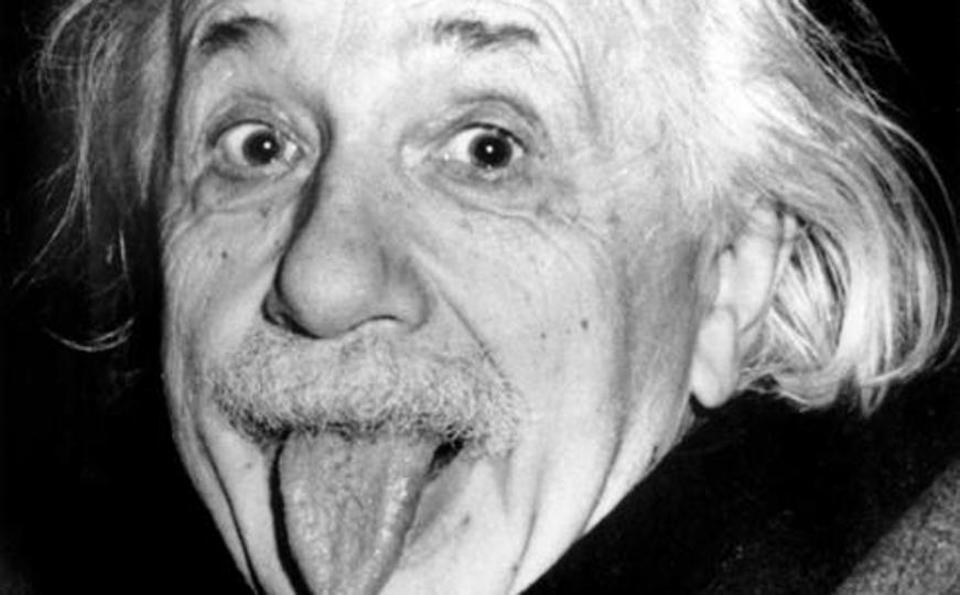 Albert Einstein: getting closer.Relatively speaking.