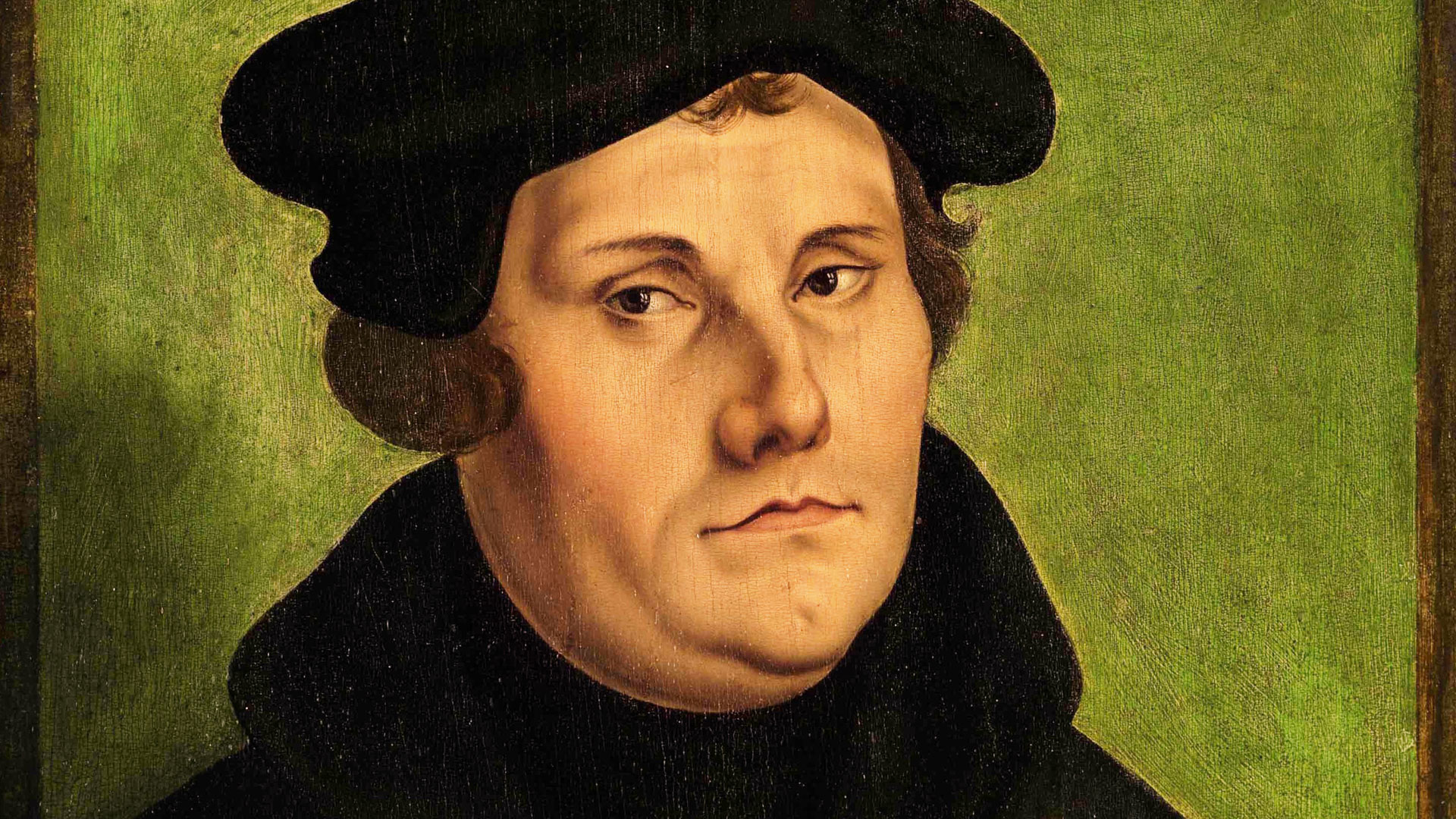 Martin Luther: the party's over