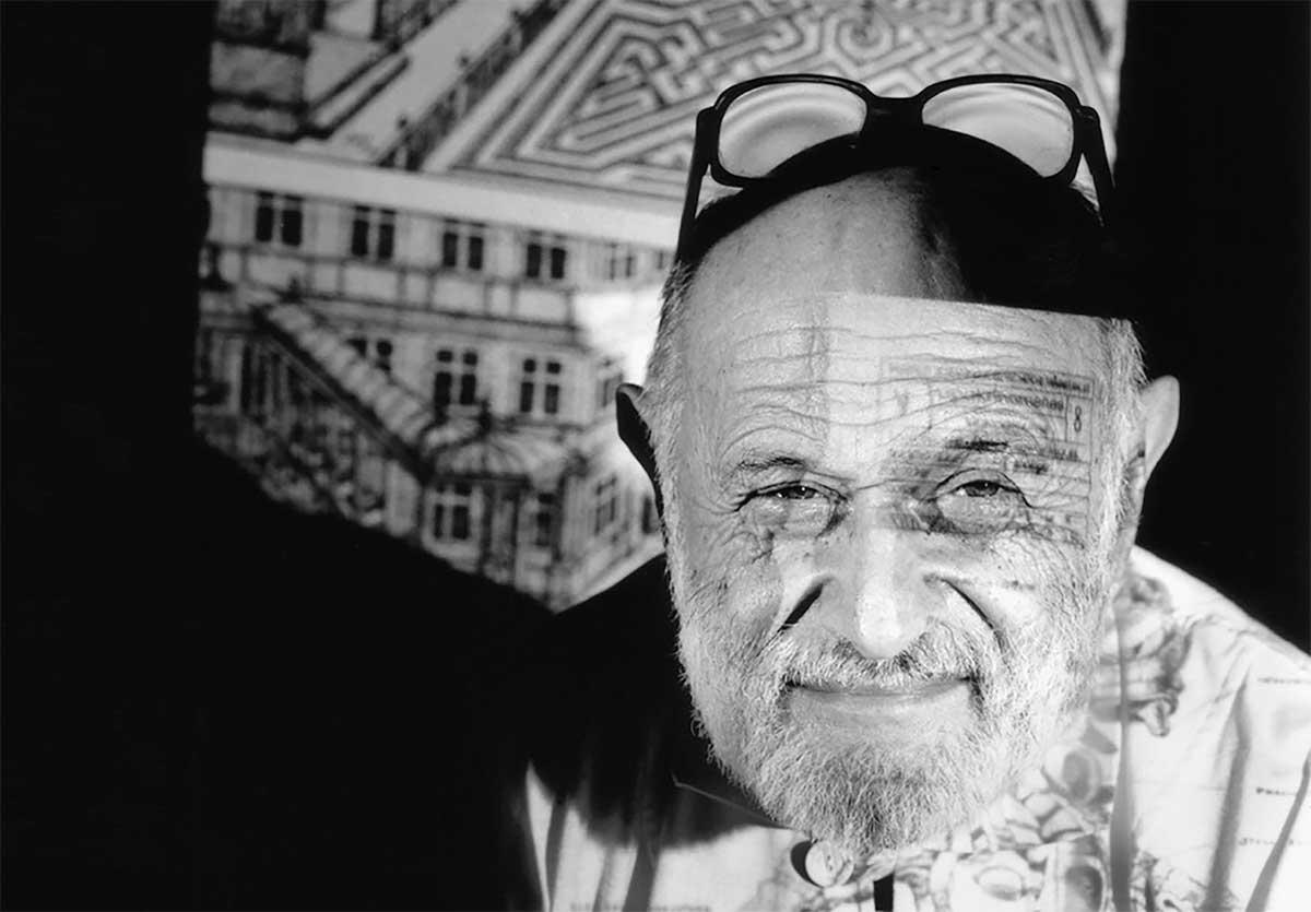 Czech philosopher Vilem Flusser