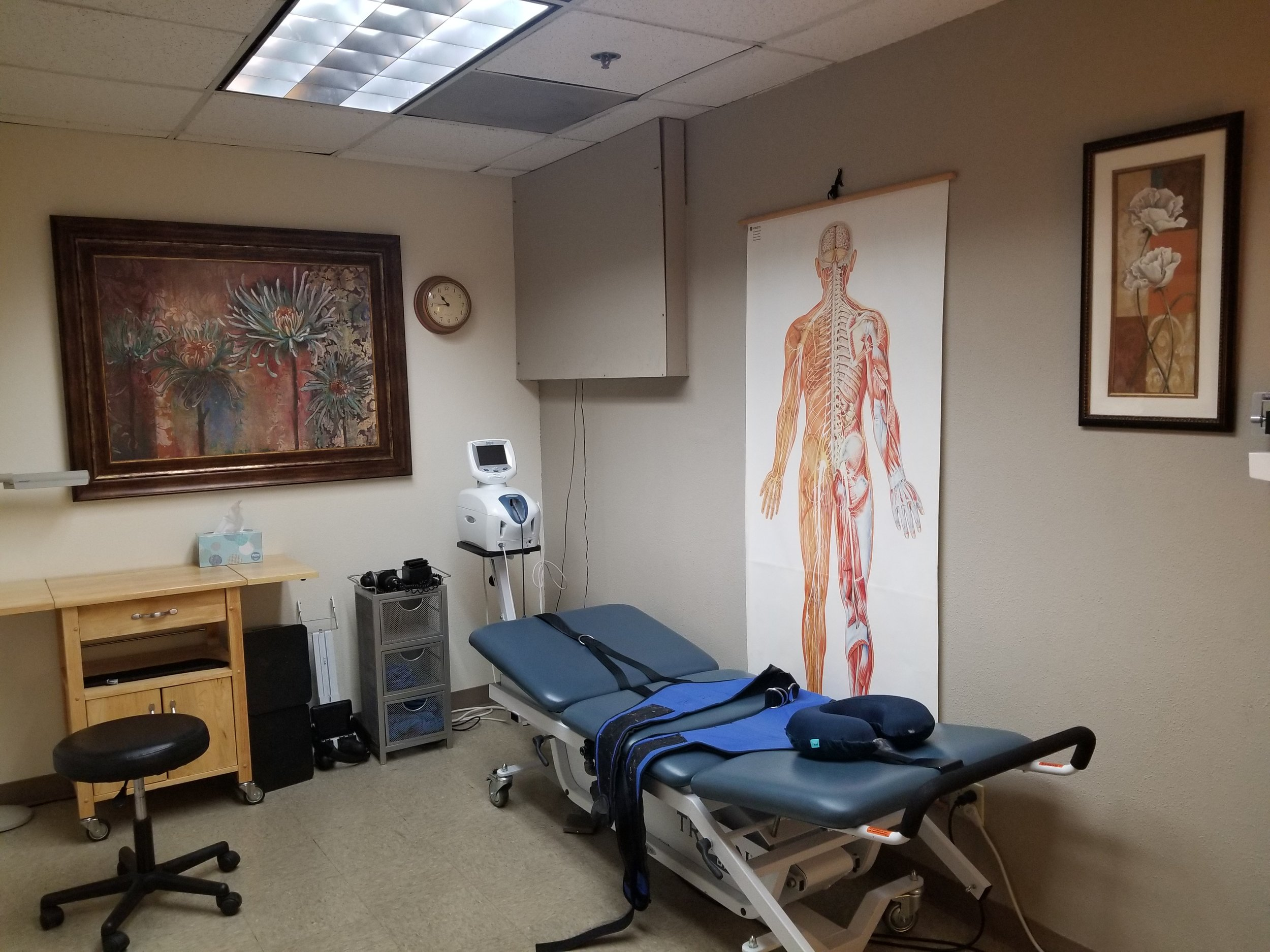 Treatment room, The Get Well Center, Scottsdale, AZ.jpg