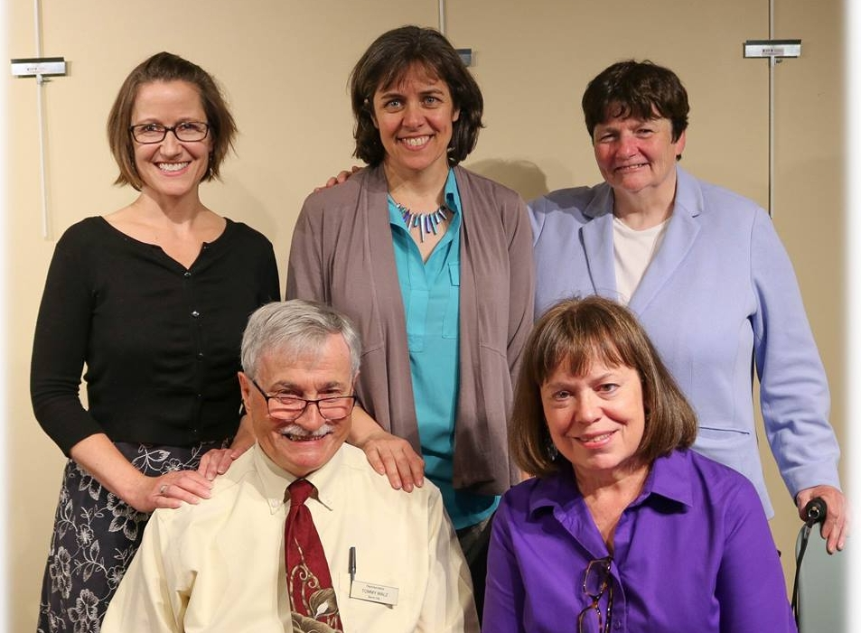 1 Lara Merchant, Mitzi Johnson, Beth Pearce, Tommy Walz, Helen Head.jpg