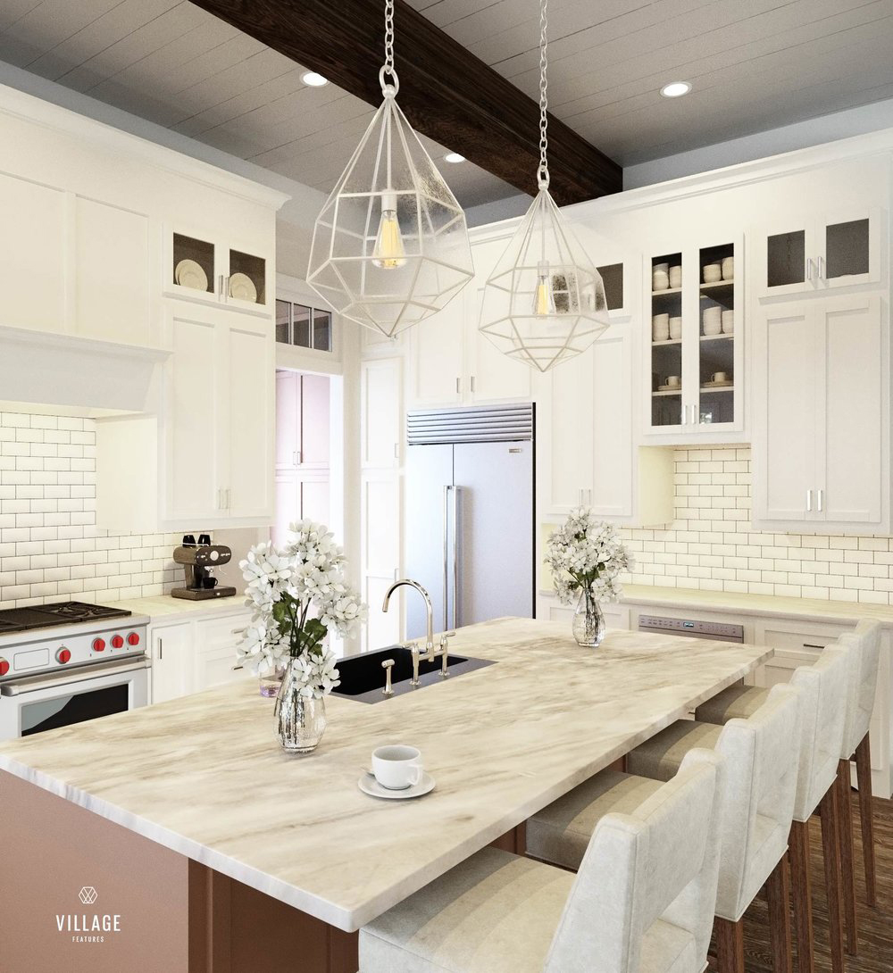 Virtual staging - We virtually stage high-end homes and buildings that have not yet been completed... even if the home or building is still in the drywall stage.