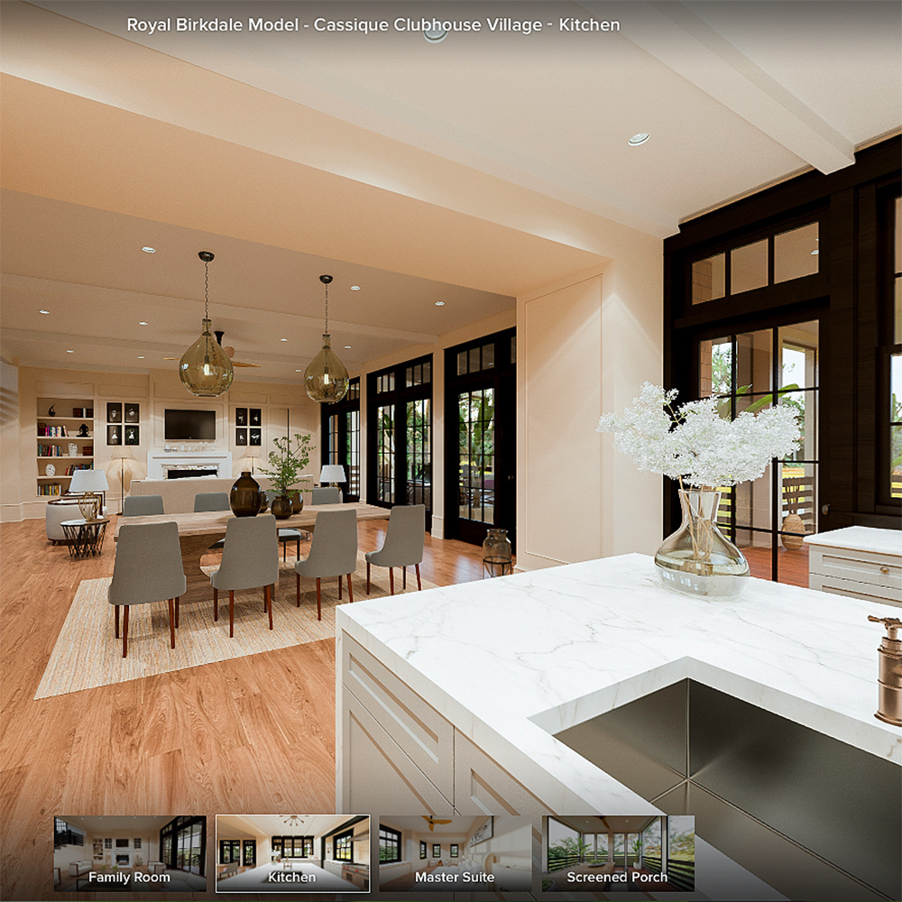 Village-Features-virtual-tour-luxury-home-kitchen-to-living-room-Clubhouse-Village.jpg