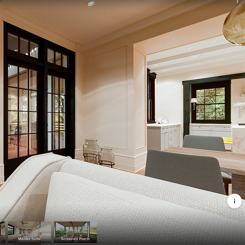 Village-Features-virtual-tour-luxury-home-living-room-to-kitchen-Clubhouse-Village.jpg