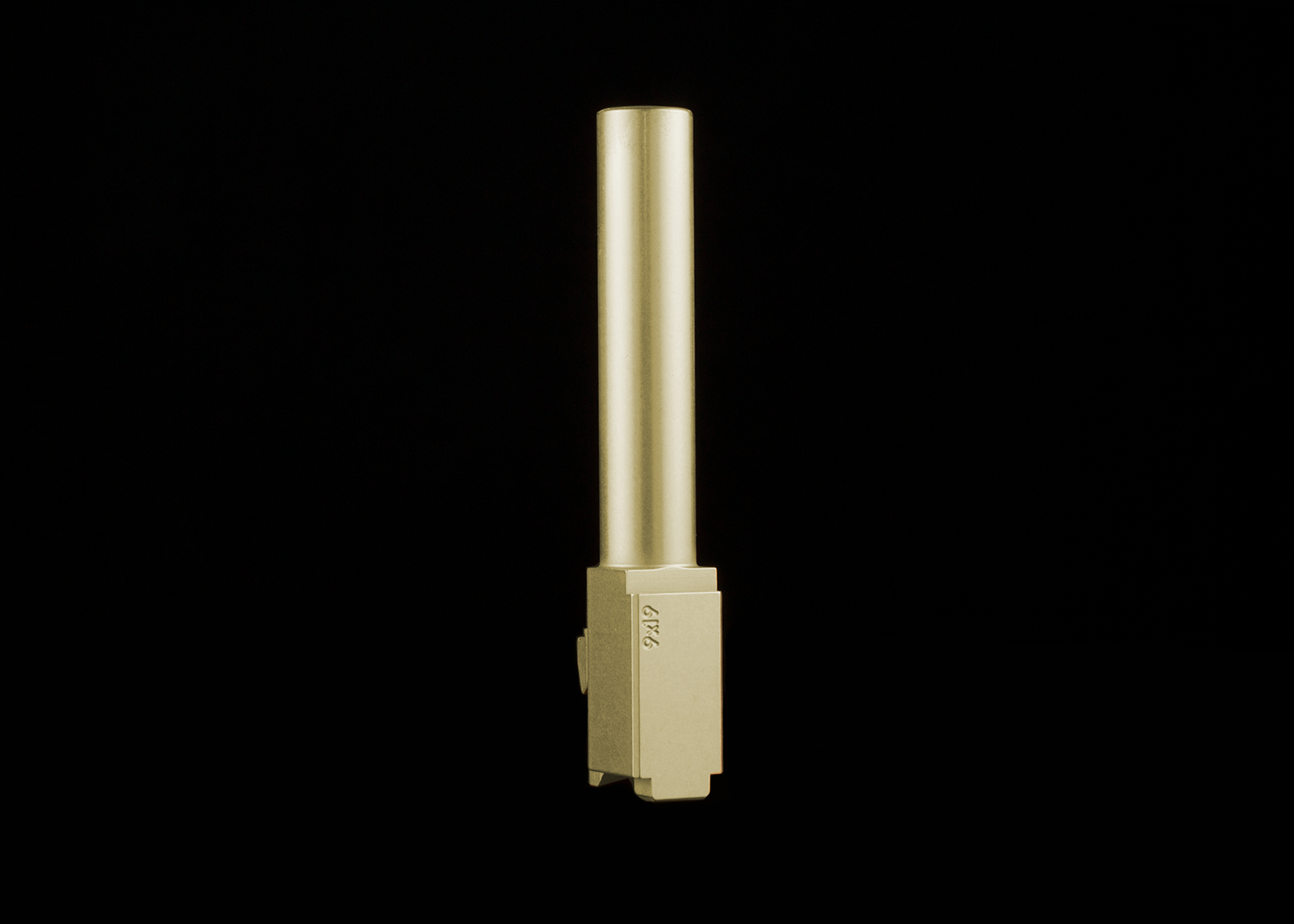 """Color:  Champagne (light gold)   Thickness Range:  1 to 5 microns (~0.00004 to 0.0002"""")   Hardness:  2700 to 2900 Hv (Vickers hardness)   Maximum Operating Temperature:  600º C (1100º F)   Lubricity:  0.5 coefficient of friction   Wear Resistance:  Excellent"""