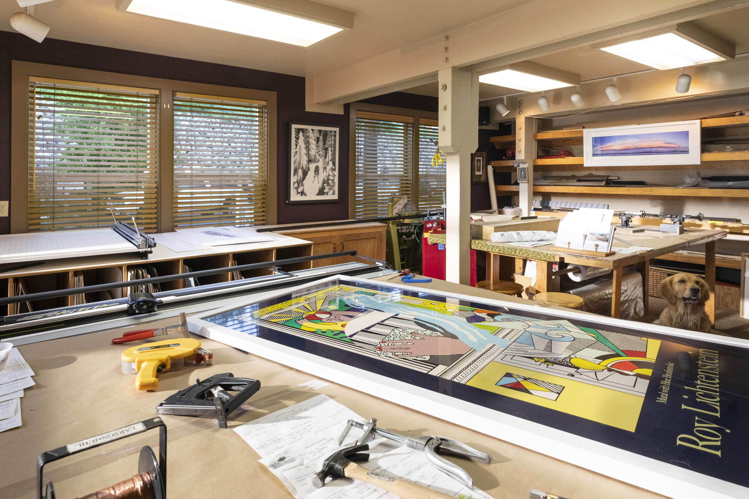 Custom Framing & Gallery in Truckee, CA