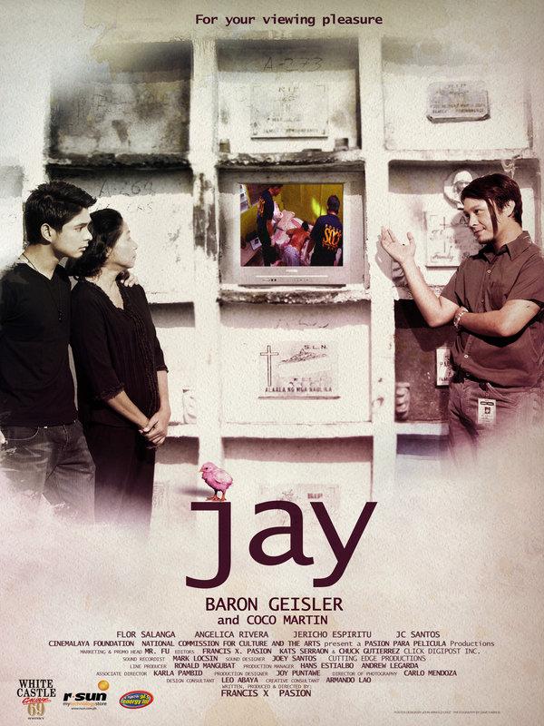 movie film poster graphic design company artist studio cemetery pink chick metro manila Philippines