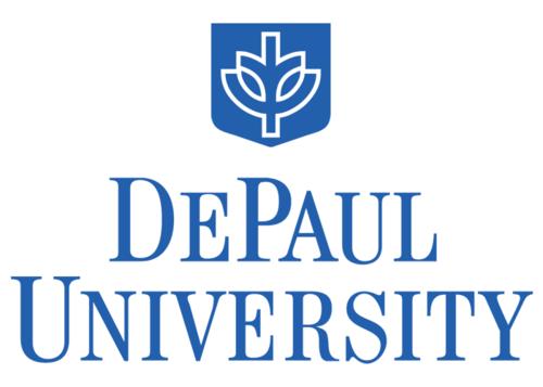 DePaul University logo.png