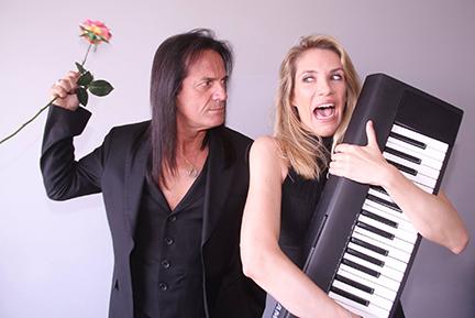 Francis Lalanne & Caroline Gaudfrin