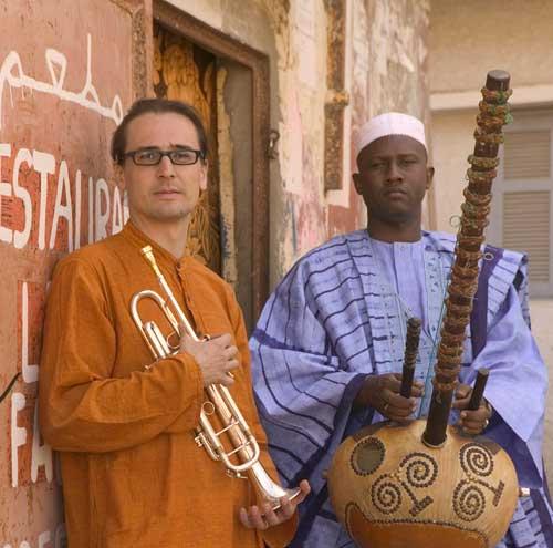 Voelker Goetze & Ablaye Cissoko