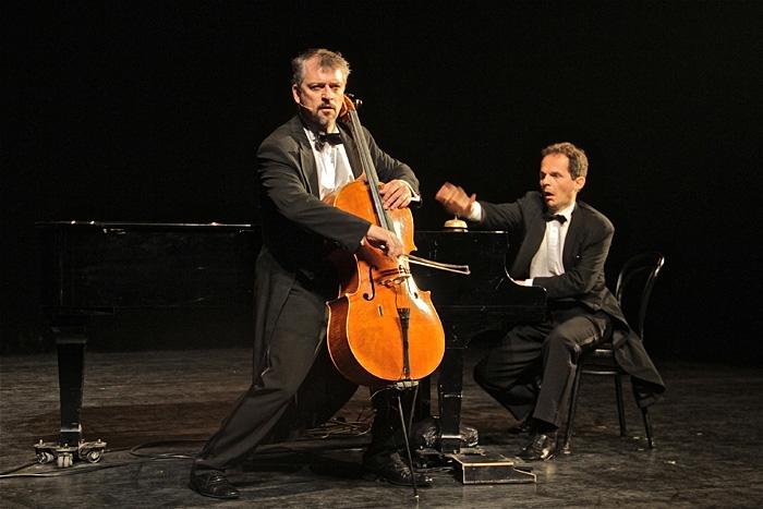 Laurent Cirade & Paul Staïcu