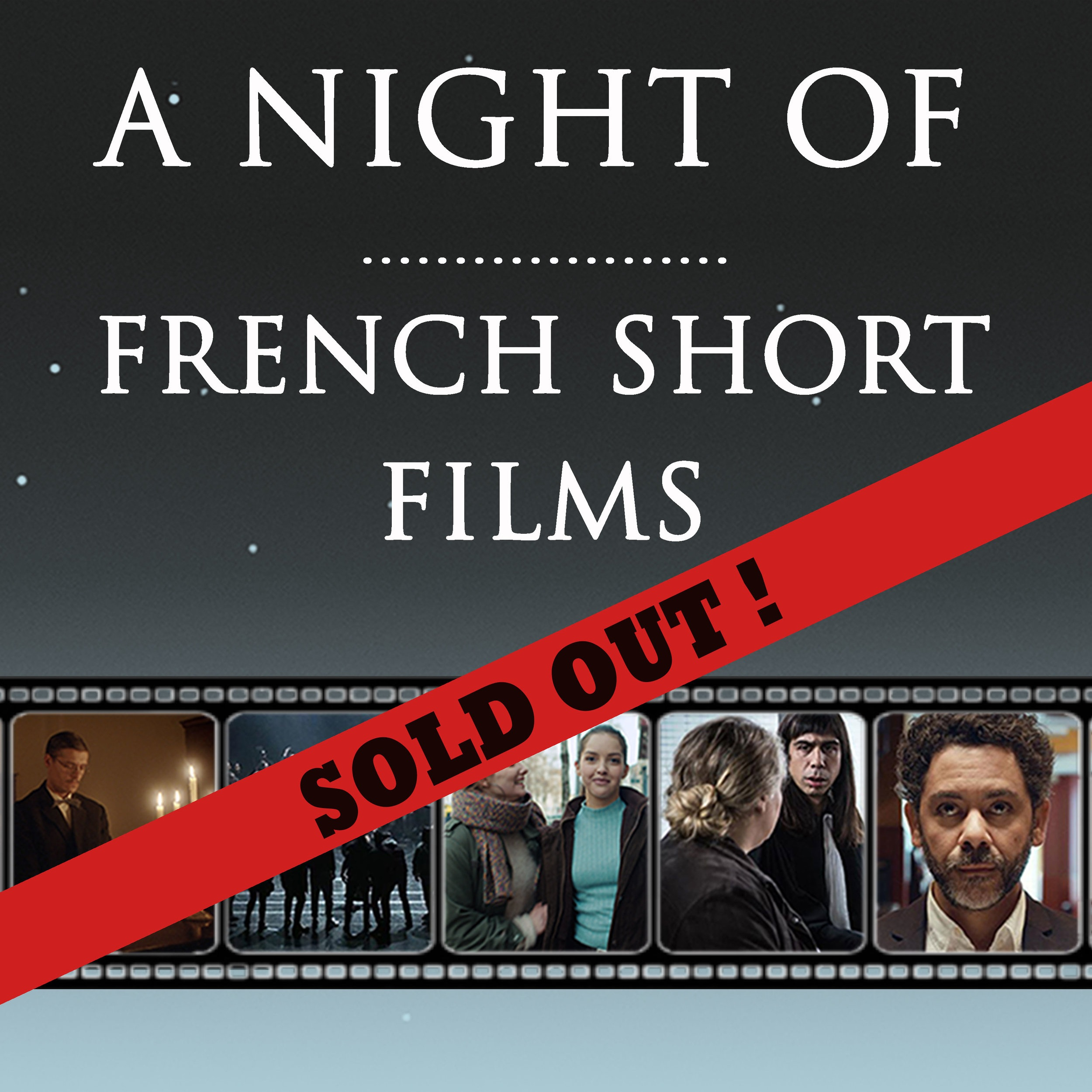 A Night Of French Short Films