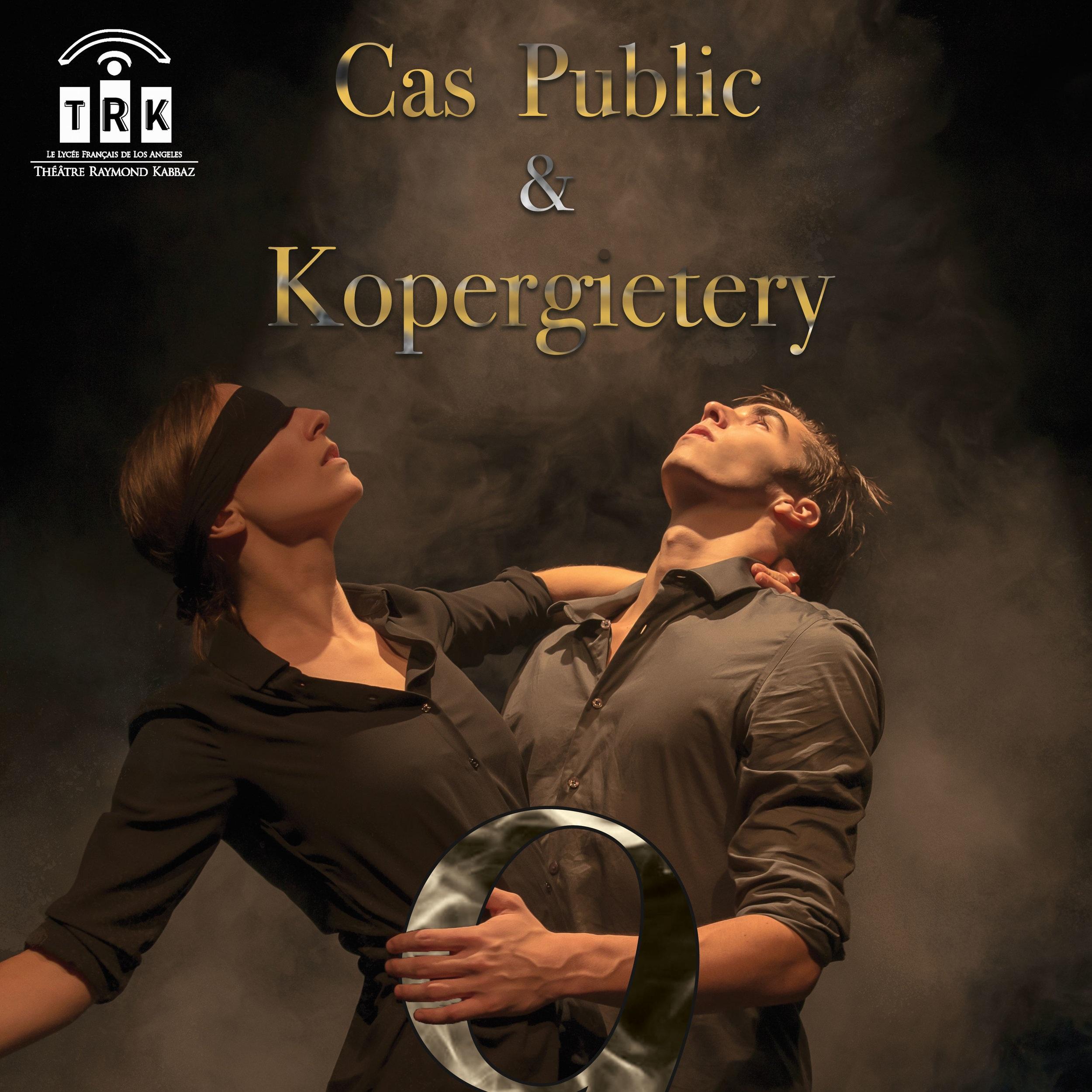 Cas Public - Dance