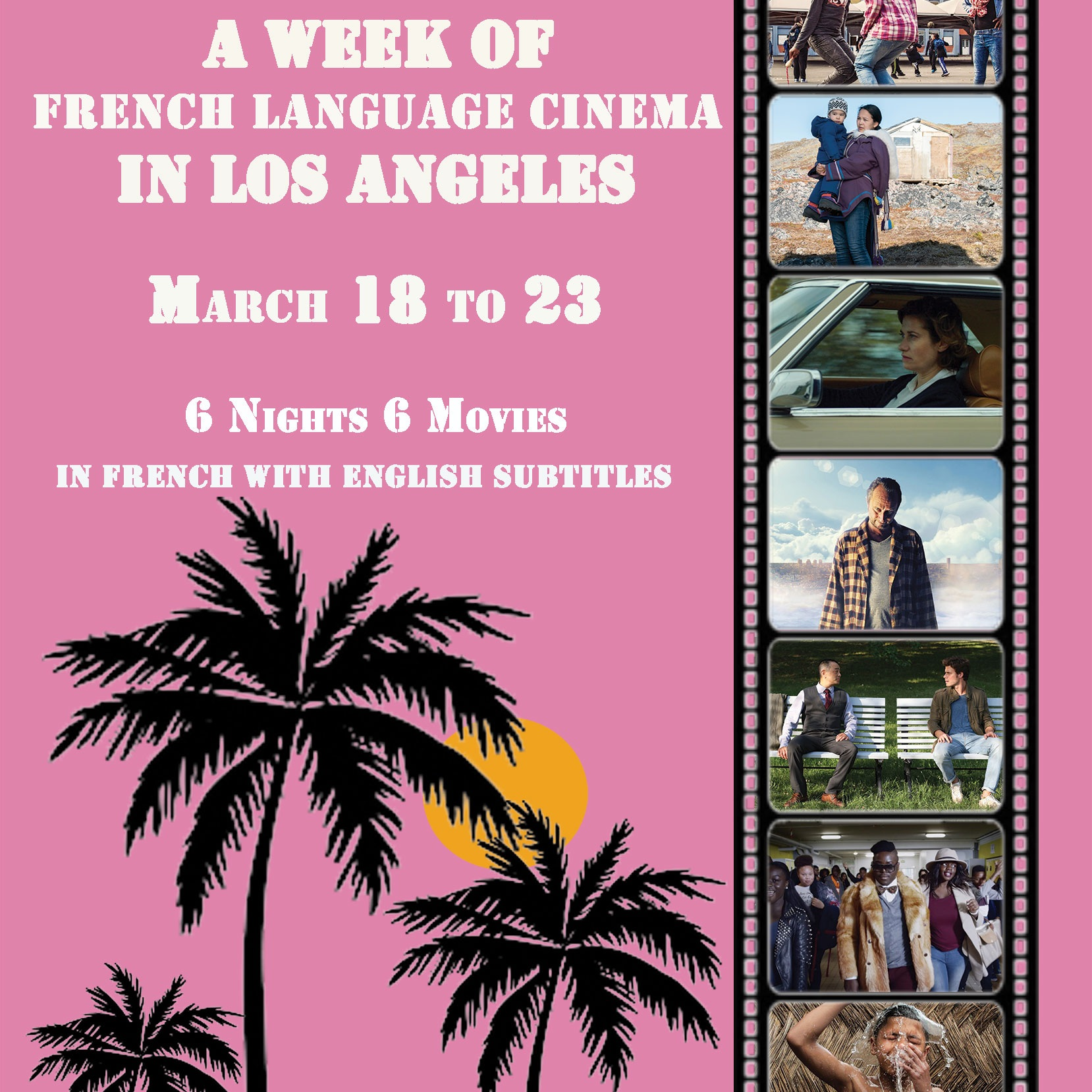 A Week Of French Language Cinema In Los Angeles