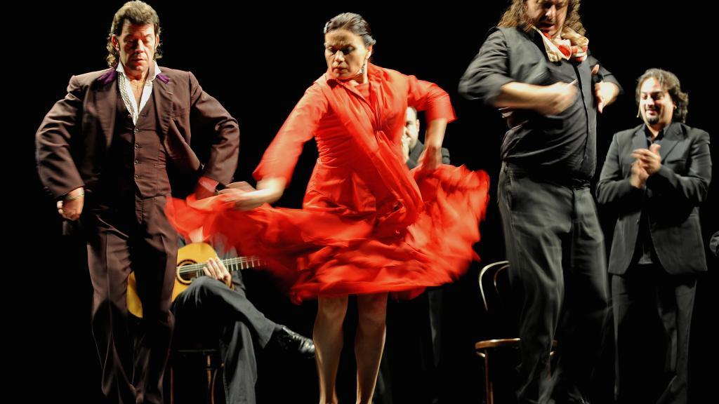 Noche Flamenca Soledad Bario