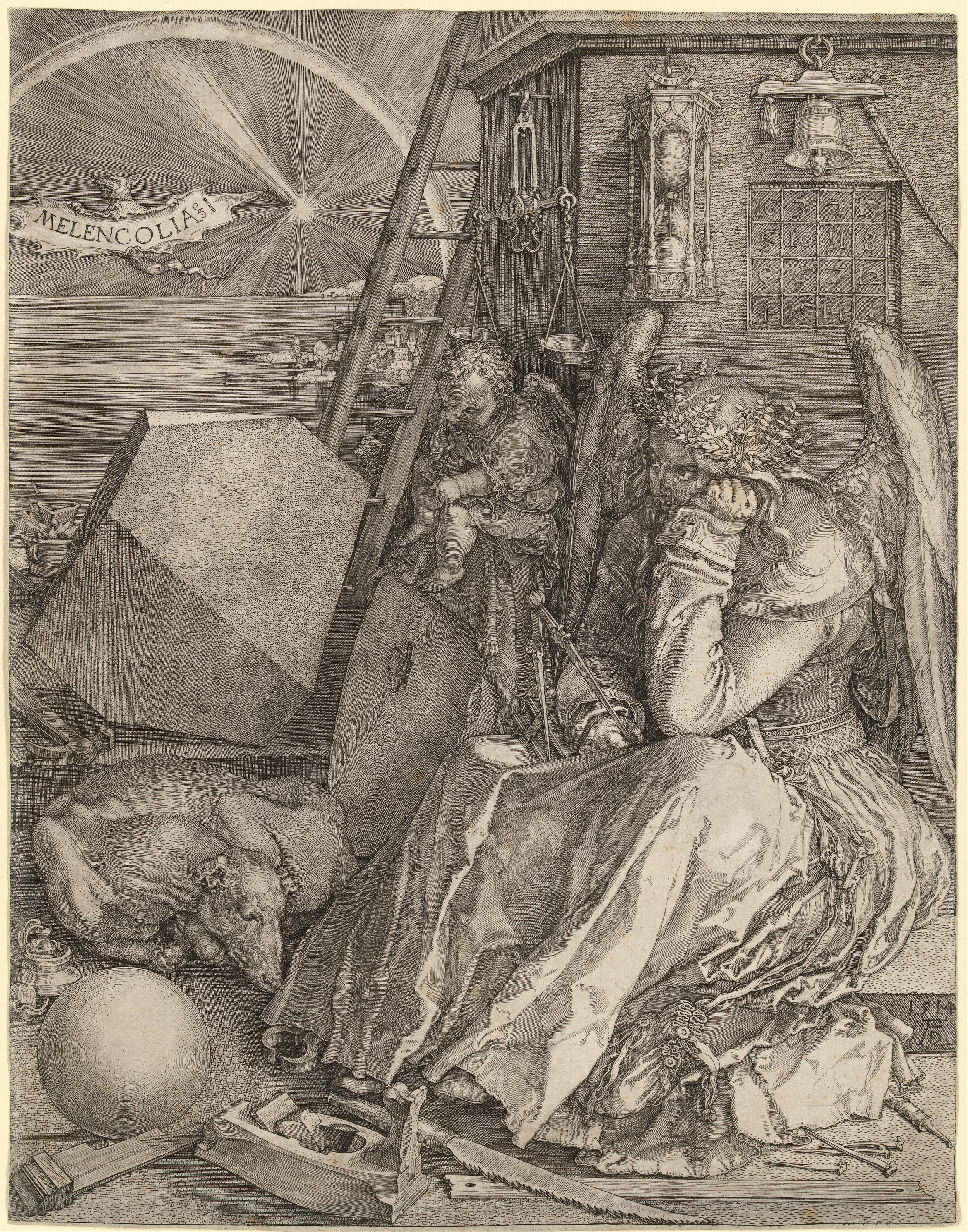 Albrecht durer the knight death and the devil symbolism which symbol of fidelity
