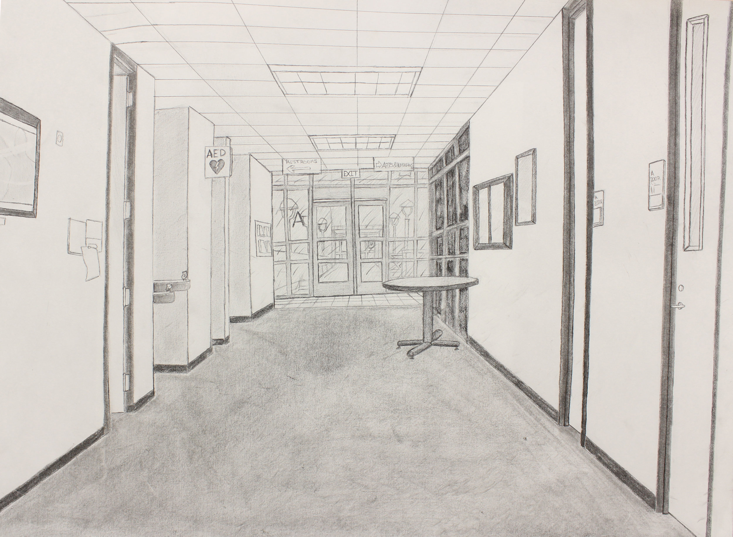 Drawing 1 - Perspective