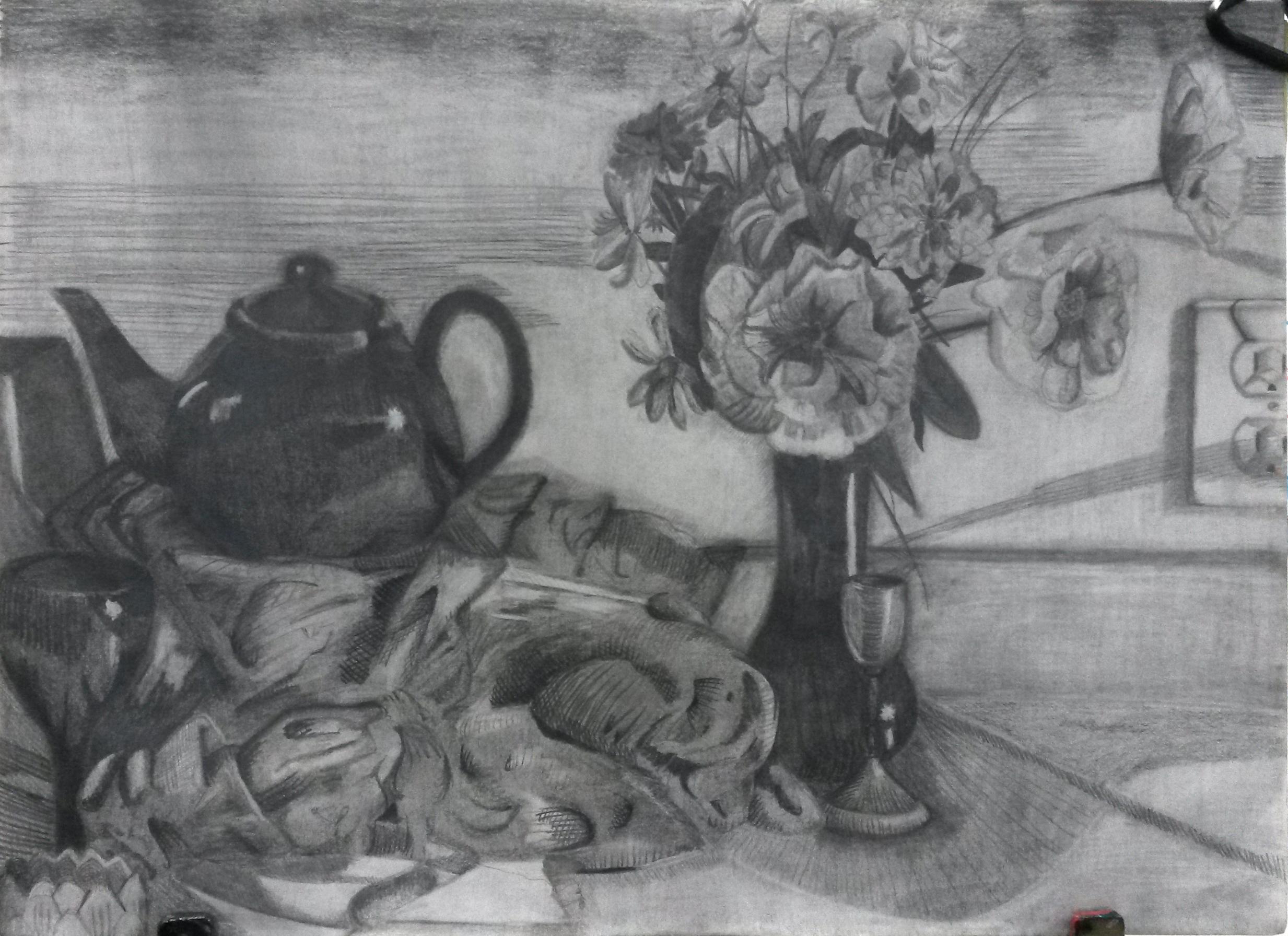 Drawing 1 - Still Life